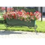Кованая цветочница — Артикул №016