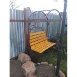Садовая скамейка- Артикул №014