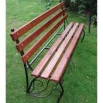 Садовая скамейка- Артикул №015