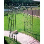 Садовая пергола — Артикул №022